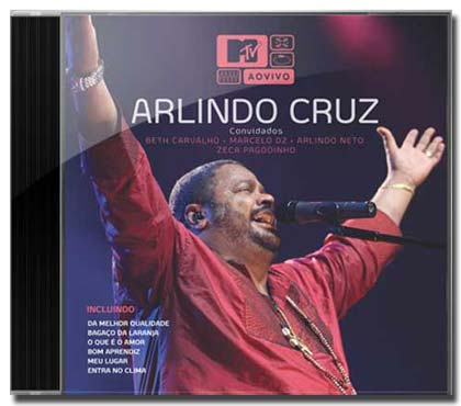 arlindo cruz ao vivo mtv vol 2