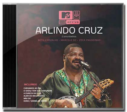 cd arlindo cruz mtv ao vivo vol 1