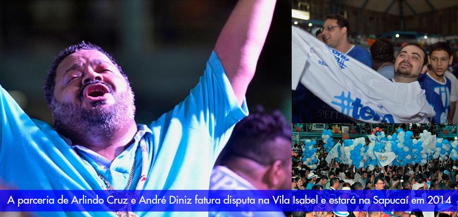 GRES Unidos De Vila Isabel 2014 - Retratos De Um Brasil Plural (Oficial Full-HD)