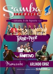 MONTAGEM ARAMACAN 09 DE AGOSTO